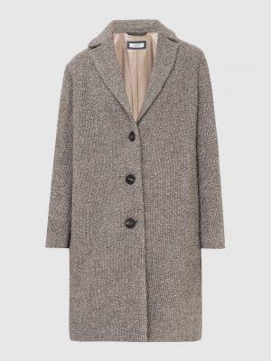 Пальто - серое Peserico