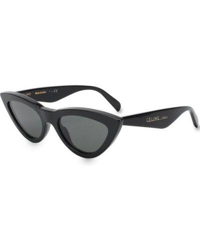 Солнцезащитные очки кошачий глаз Céline Eyewear