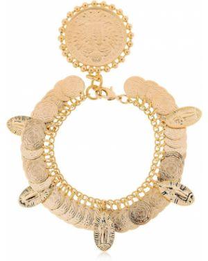 Złota bransoletka ze złota Tommaso Lonardo