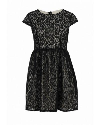 Платье - черное Aurora Firenze