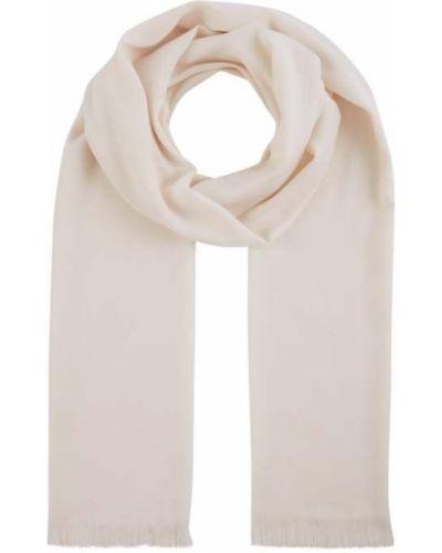 Biały szal z wiskozy Fraas
