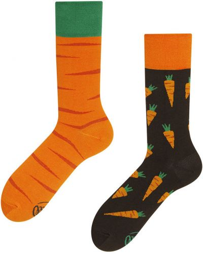 Оранжевые носки Many Mornings