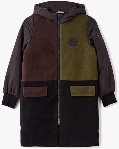 Пальто хаки зеленый Rionakids