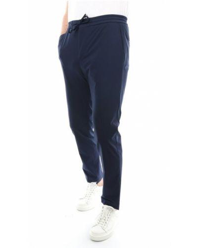 Niebieskie joggery Manuel Ritz
