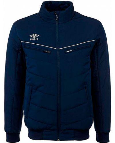 Утепленная куртка стеганая на молнии Umbro