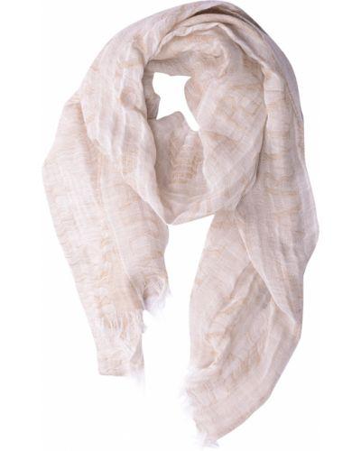Шарф весенний серый Armani Jeans
