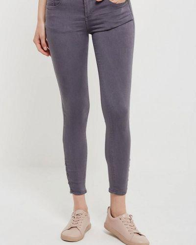 Серые джинсы Kiss Pink