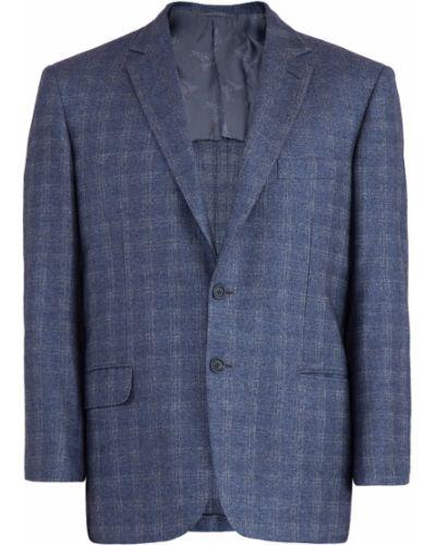 Пиджак прямой с карманами Brioni