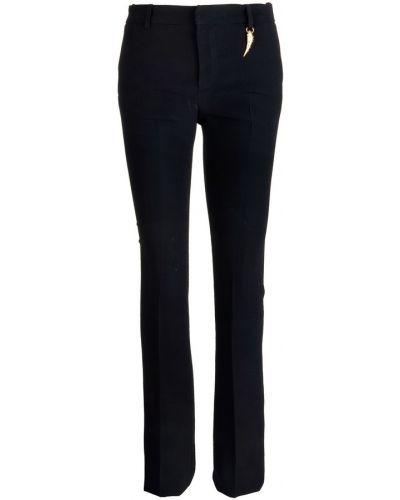Czarne spodnie Roberto Cavalli
