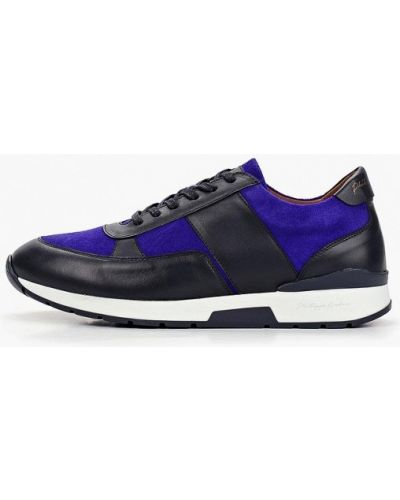 Кроссовки синий Philippe Anders