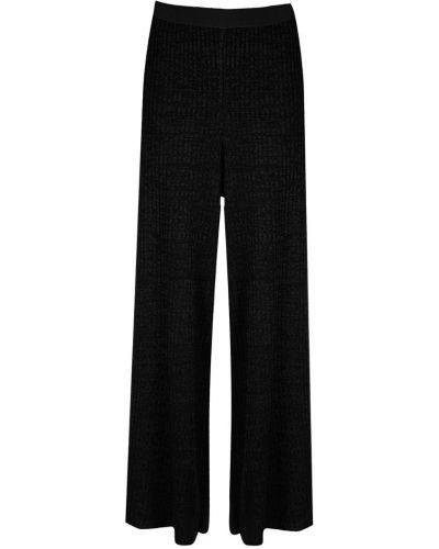 Черные свободные брюки Magrella