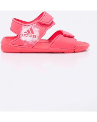 Розовые босоножки Adidas Performance