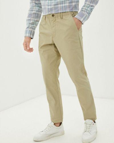Зеленые брюки Gap