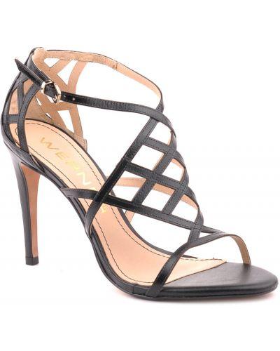 Босоножки на каблуке Werner