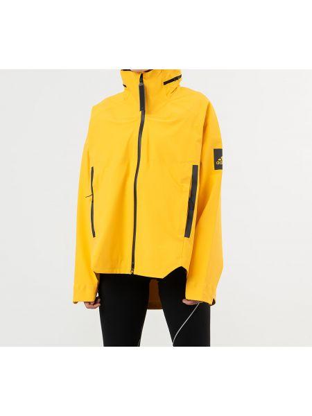 Куртка куртка-жакет коричневая Adidas Performance
