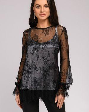 Блузка кружевная вечерняя 1001 Dress