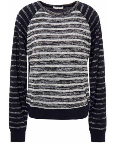 Szary sweter w paski Rag & Bone