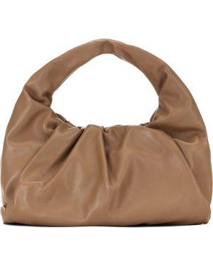Кожаная сумка маленькая сумка-тоут Bottega Veneta