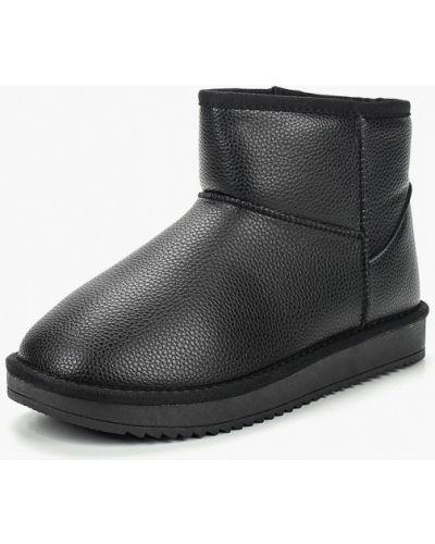 Полусапожки черные Max Shoes
