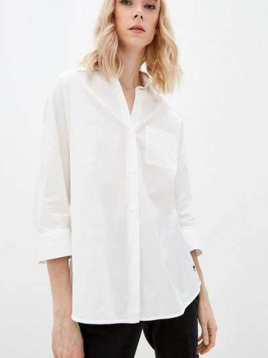 Белая рубашка осенняя Weekend Max Mara