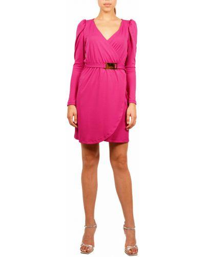 Różowa sukienka Hanita