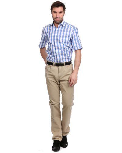 Бежевые джинсы Gardeur
