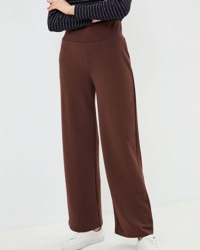 Повседневные коричневые брюки Sela