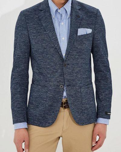 Синий пиджак Lagerfeld