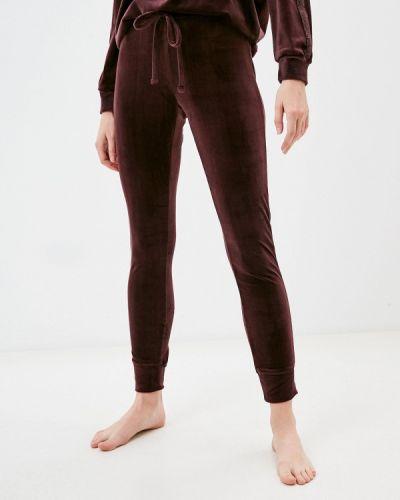 Красные домашние брюки Hunkemoller