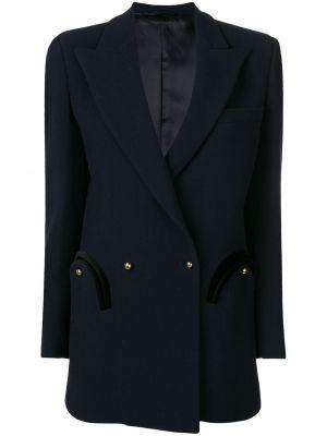 Классический приталенный классический пиджак с воротником на пуговицах Blazé Milano