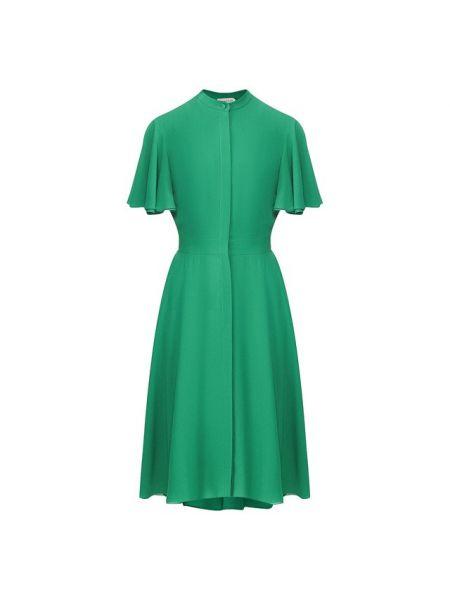 Платье на пуговицах платье-рубашка Alexander Mcqueen