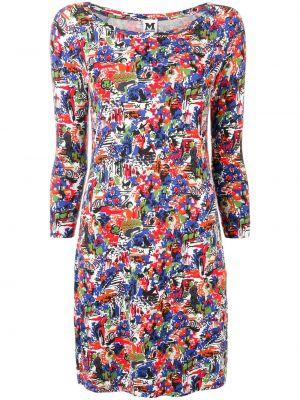 Приталенное платье винтажное Missoni Pre-owned