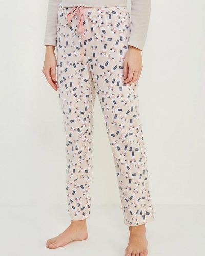 Пижама с брюками бежевая Nymos