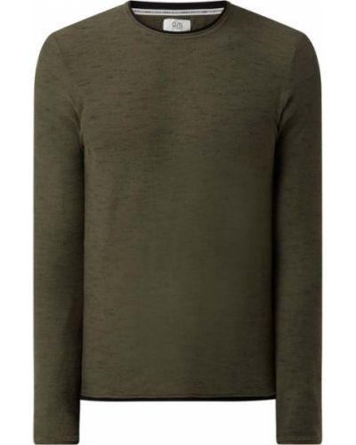 Sweter bawełniany - zielony Q/s Designed By