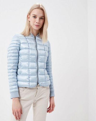 Утепленная куртка весенняя голубая Bomboogie