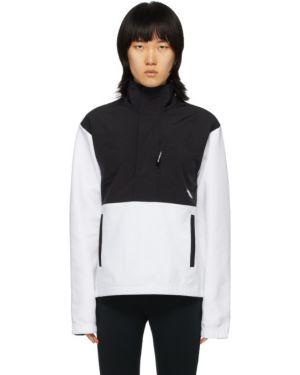Пуловер с вышивкой в полоску The North Face
