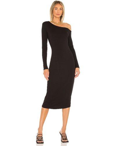 Sukienka wieczorowa vintage - czarna Heartloom