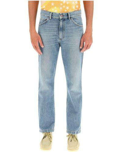 Niebieskie mom jeans Erl