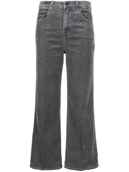 Прямые джинсы укороченные свободные J Brand
