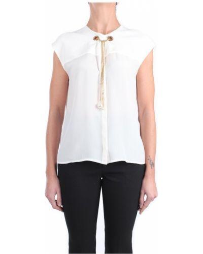 Biała bluzka Liu Jo
