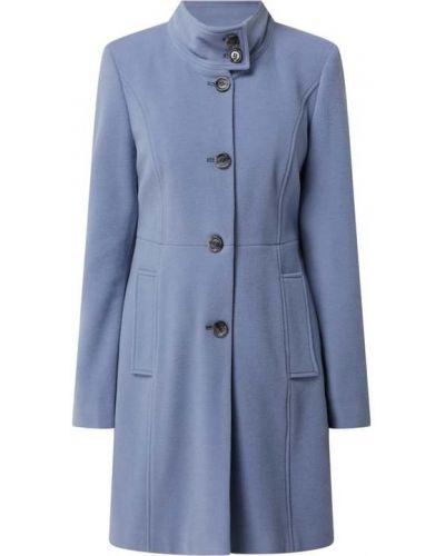 Płaszcz wełniany - niebieski Fuchs Schmitt