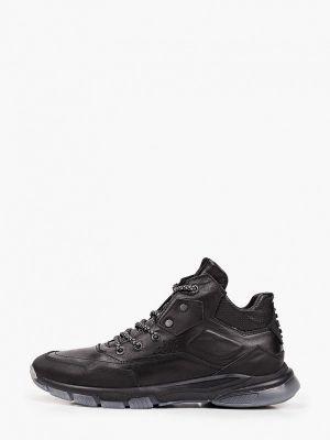 Черные зимние ботинки Nexpero