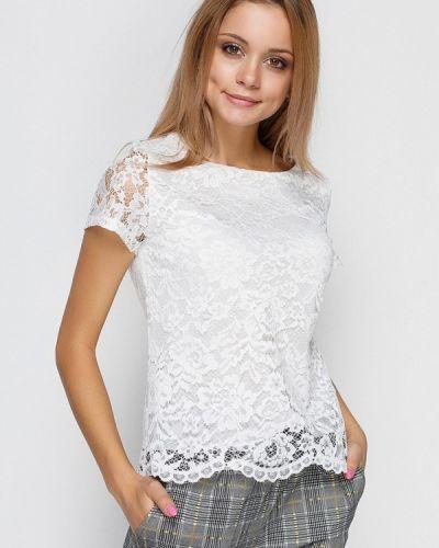 Блузка - белая Zubrytskaya