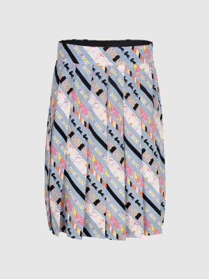 Юбка мини - голубая Marc Jacobs