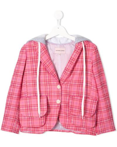 Пиджак с карманами с лацканами Natasha Zinko Kids