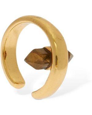 Złote kolczyki ze złota Cornelia Webb