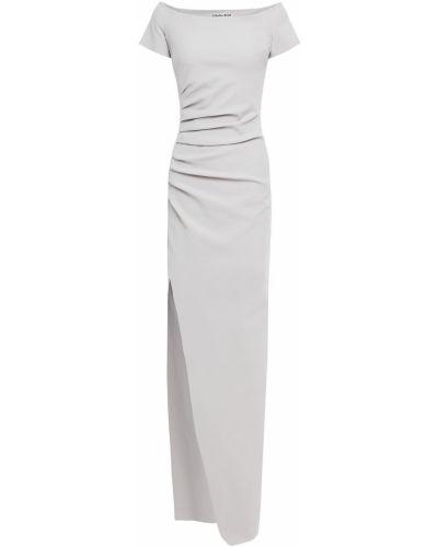 Платье макси - серое Chiara Boni La Petite Robe