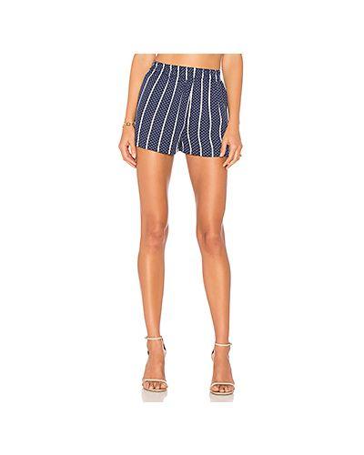 Короткие шорты классические с подкладкой L'academie