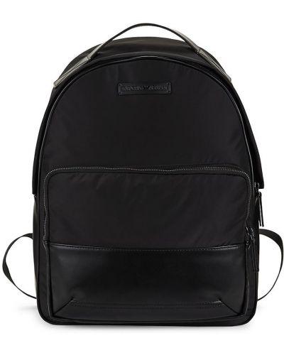 С ремешком открытый рюкзак с заплатками Emporio Armani