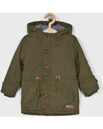 Куртка теплая милитари Nativo